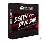Hunt A Killer Death At The Dive Bar Murder Mystery Game