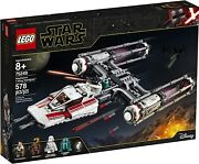 Lego Star Wars 75249 Resistance Y-wing Starfighter Tm . 578 Pcs Age 8+ New