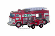 New 2005 Hess Emergency Truck With Rescue Vehicle