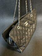 Chain Shoulder Bag 291811cm French Riviera Caviarskin Serial Seal Boxed