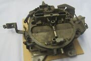 Rochester Carburetor - Q-jet 4bbl - 7043255rf - Used - Works Free Not Froze Up