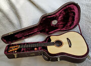 Cordoba D10-ce Acero Series Acoustic Electric Guitar, Solid Rosewood