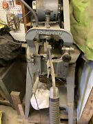 Belsaw Model 1200 Automatic Saw Filer With Stand And Accessories.
