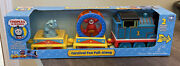 Brand New 2007 Thomas And Friends Carnival Fun Pull Along Train