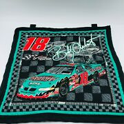 Nascar Wall Decor Quilted Fabric Panel Bobby Labonte 18 Racing And Activity Book