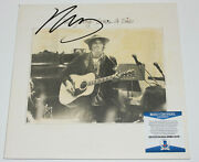Neil Young Hand Signed And039comes A Timeand039 Vinyl Album Record Proof Beckett Bas Coa