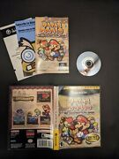 Paper Mario The Thousand-year Door Gamecube 2004 Complete In Box