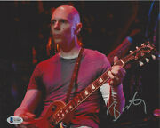 Billy Howerdel A Perfect Circle Guitarist Signed 8x10 Photo Beckett Coa Bas