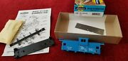 Athearn 5398 Wide Vision Caboose Kit Rfandp Road 906 New Complete Ho Scale