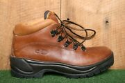 Gripfast And039ramblerand039 Brown Leather Hiking Boots Uk 5 | Eur 38 | Approx. Us 7