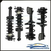 Complete Shock And Strut Assembly For 2008-2011 Subaru Impreza W/ Spring And Mount
