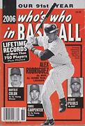 2006 Who's Who In Baseball 91st Edition By Norman Maclean Mint Condition