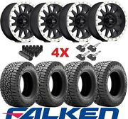 15x8 Method Wheels Rims Tires 235 75 15 Falken Wilpeak At3/w Yj Tj Jl