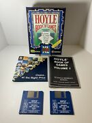 Hoyle Book Of Games For The Amiga 500/1200 Complete In Box
