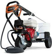 Generac 8872 - 4000psi Commercial 3.5gpm Power Washer 50-state/csa