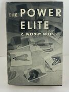 C. Wright Mills-the Power Elite Oxford University Press 1956 First Edition
