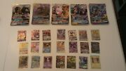 Pokemon Card Lot With Rare And Holo And Jumbo Cards
