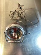 Vintage Sears Roebuck And Co. Allstate Spot And Warning 12 Volt Light