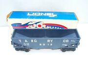 Lionel 6-9012 T. A. And G. R. Y. Co. Year-1971 Blue 2 Bay Hopper