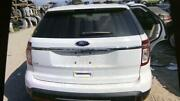11 12 13 14 15 Ford Explorer Trunk/decklid/hatch Free Local Delivery White Oem