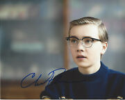 Charlie Plummer Signed 'king Jack' Movie 8x10 Photo B W/coa Actor Lean On Pete