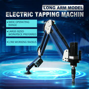 1900mm Long Arm Electric Tapping Machine 360 Degree Universal M3-m16
