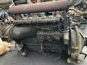 Ruston 6yda Air Cooled Engine Complete With Clutch Dismantled From A 22rb Crane