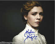 Kasha Kropinski Signed Authentic And039hell On Wheelsand039 8x10 Photo W/coa Sexy Actress