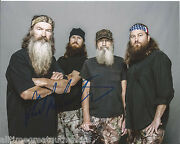 Phil Robertson Hand Signed Authentic Duck Dynasty 8x10 Photo W/coa Commander