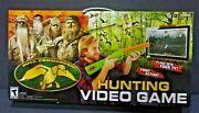 New Sealed 2013 Duck Dynasty Commander Plug And Play Tv Hunting Video Game Jakks
