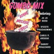 Bonne Musique Zydeco - Gumbo Mix - Cd - Brand New/still Sealed