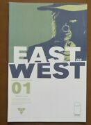 East Of West 1 2013 - Image Comics - Comic Book - First Printing