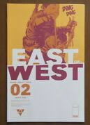 East Of West 2 2013 - Image Comics - Comic Book - First Printing