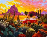 Nautilus Wooden Puzzles The Baja Trail 500 Piece Wooden Jigsaw Puzzle