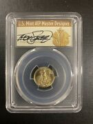 2017 Pcgs Ms70 Gold Eagle First Day Of Issue 1 Of 500. 5