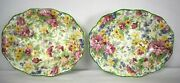 Midwinter Staffordshire Simi Porcelain Soap Dishes - Trinket Dishes