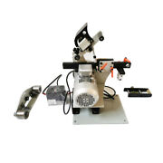 72x2and039and039 Belt Sander Knife Grinder 220v Multi-funchion With Frequency Changer 2hp