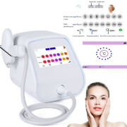 Face Lifting Thermal Fractional Machine One Working Handle Face Scar Acne Remove