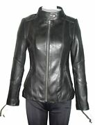 Women Plus And All Size 4115 Real Leather Jackets Best Cool Stylish Style Lining