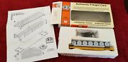 New Con-cor 54' Union Pacific Flatcar With Load - Up 58064 Ho Scale