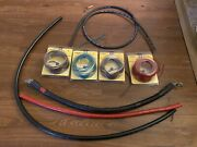 Car Electrical Supplies Parts Grab Bag - Bulk Wire, Battery Cable, Heat Shrink