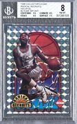 Kobe Bryant Rookie Card 1996 Collector's Edge Radical Recruits Holofoil 3 Bgs 8