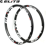 29er 40mm Wide Mtb Carbon Rim Hookless Mountain Bike Rim Cross Country Am Rims