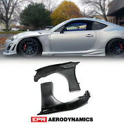 Frp Unpainted Vf Style Body Kit Fit For 12-18 Ft86 Gt86 Frs Front Wider Fender