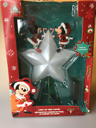 Shop Disney Mickey And Minnie Mouse Light Up Christmas Holiday Tree Topper