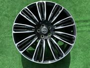 New Set Range Rover 22 In Autobiography Wheels Style Rims Hse Sport Supercharged