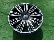 22 Machined Wheels Rims Land Rover Range Rover Sport Hse Autobiography