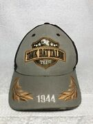 761st Tank Battalion Authentic Black Heritage Collection Adjustable Hat And Patchs