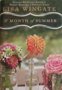 A Month Of Summer - Hardcover Excellent Condition