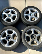Bmw Fittipaldi Wheels 7 1/2 X16 Used As-is Local Pickup